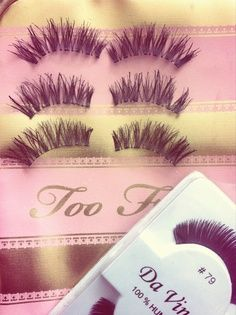 too faced lashes