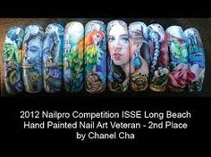 nail art competition - Google Search