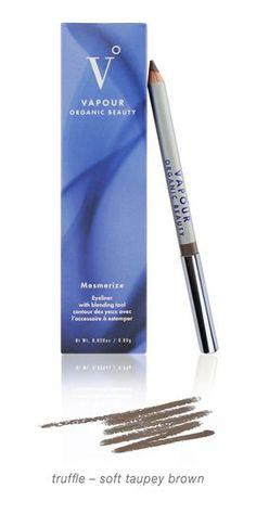 Vapour Organic Beauty Mesmerize Eyeliner, Antioxidant, Anti-Aging Eye Color | Cream Shadow, Eyeliner, Highlighter