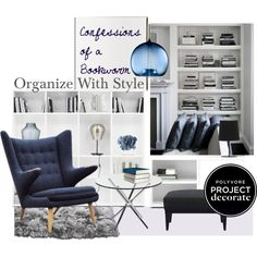 """Organize With Style"" by szaboesz on Polyvore"