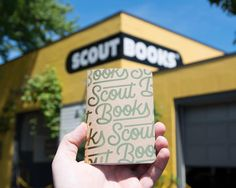At Scout Books, every day is notebook day. Today however, according to the internet, is actual #nationalnotebookday! We're pleased as punch notebooks get their own day. They really are wonderful little things. There are so many things that need writing down, because putting them in an app just doesn't stick the same. It's less fun, too. Anyway, go out, enjoy some sun, and think up some big ideas to write down in a notebook today. Any notebook, we won't judge. 😉 Happy #nationalnotebookday…