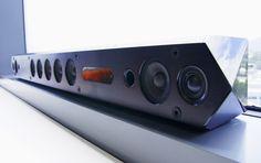 Brand new Sony sound bar with true 7.1 surround sound.