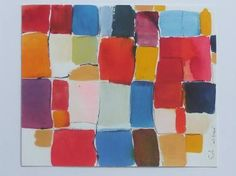 """Saatchi Art Artist Sarah Stokes; Painting, """"at home"""" #art"""