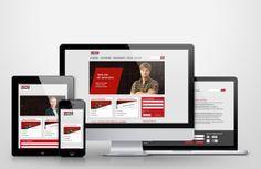 TUJA Corporate Website, 2013