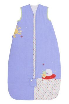 find Little Aliens Grobag 2.5 Tog (18-36 Months) Baby Sleeping Bag by the Gro Company at allbabyneeds.co.uk