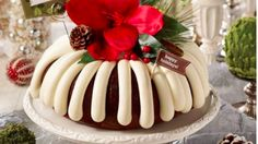 Gingerbread Bundt Cake at Nothing Bundt Cake in Albuquerque, New Mexico