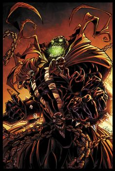 Spawn! by RossHughes.deviantart.com on @deviantART