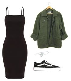 """Untitled #139"" by alessiacaravetta on Polyvore featuring Vans"