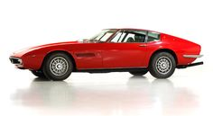 1970 Maserati Ghibli #Maserati #cars