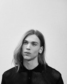 The Boys of Milan AW15: Emil Andersson at Elite Milan photographed by Marta Colli. Styling by Luca Termine.