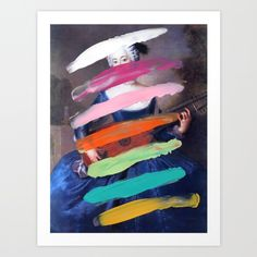 Composition 505 print by Chad Wys