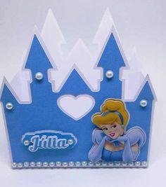 Caixa_Castelo_by_Sabrina_Sampaio free studio cut file cash castle card box princess Disnry