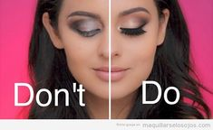 Vídeo paso a paso con consejos para aplicar la sombra de ojos de forma correcta y hacer un maquillaje de ojos ahumado perfecto.