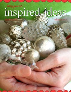 An entire E-issue of fabulous Christmas crafts!  ISSUU - Inspired Ideas, The Christmas Issue by Inspire Co.