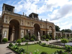 Orangerie, Park Sanssouci, Potsdam, Germany.