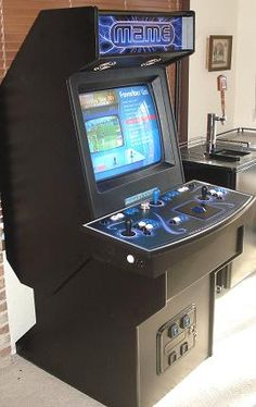 DIY Arcade Cabinet, with free emulators to play thousands of games for under $1500-2000