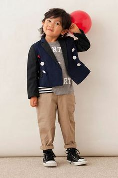 Master class in layering - Japanese Kids fashion via @Cocomag