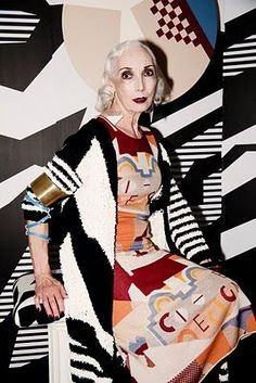 Sonia Delaunay--that dress, though...