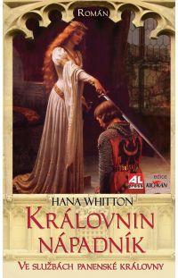 Královnin nápadník - Hana Whitton #alpress #román #historie #královna #knihy #literatura