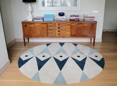 Rug Design: Lucy Bold