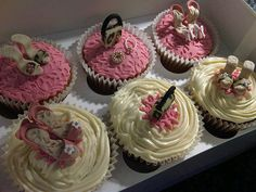 Trialed a gluten free recipe, and it went down very well. Shoe Cupcakes, Stiletto Shoes, Special Birthday, Sugar Art, Cup Cakes, Gluten Free Recipes, Biscuits, Birthdays, Party Ideas