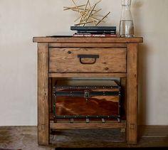 Caden Bedside Table | Pottery Barn