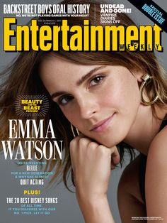 Emma Watson dishes on how she reinvented Belle in 'Beauty and the Beast'