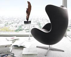 The Egg Chair – Designed by Arne Jacobsen