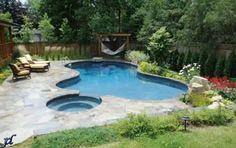 Back Yard Swimming Pool Designs | ... swimming pool there. There are many backyard swimming pool ideas you