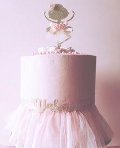 108 Likes, 14 Comments - LLK l Cakery Designer Ballerina Cakes, Girls Dresses, Flower Girl Dresses, Food Decorating, Photo And Video, Elegant, Wedding Dresses, Instagram, Videos