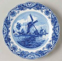 Delftware, or Delft pottery, denotes blue and white pottery made in and around Delft in the Netherlands and the tin-glazed pottery made in the Netherlands from the 16th century. Delftware in the latter sense is a type of pottery in which a white glaze is applied, usually decorated with metal oxides. Delftware includes pottery objects of all descriptions such as plates, ornaments and tiles.