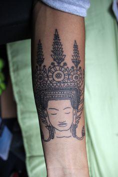 apsara khmer tattoos pinterest tattoo khmer tattoo and tatt. Black Bedroom Furniture Sets. Home Design Ideas