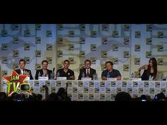 Person of Interest   Comic Con 2014  Part 1 - JAM TV