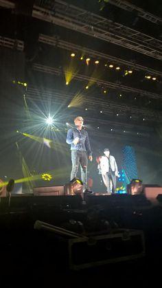 [Photos | Videos] BIGBANG 2015 World Tour MADE in Mexico SOUNDCHECK 2015-10-07