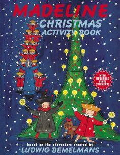 Madeline Christmas Activity Book by Ludwig Bemelmans http://www.amazon.com/dp/0670015687/ref=cm_sw_r_pi_dp_pOp2ub1MEK2FD