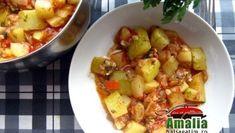 Mancare de dovlecei Potato Salad, Potatoes, Ethnic Recipes, Food, Drink, Beverage, Potato, Essen, Meals