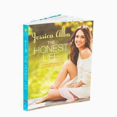 Today I'd like to recommend a new book and product line that I have been experimenting with. Its called Honest and its created by Jessica Alba.Accompanying the line is a book called The Honest Life which explains not only the driving forces behind the creation of the product line but how, in general, Jessica incorporates non-toxic, all natural, sustainable products into her daily life.