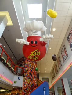 Fairfield, California, candy, tour at the Jelly Belly Factory