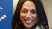 Penny Abeywardena is the head of the Girls and Women program and associate director at the Clinton Global Initiative