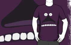 #Buka #muminki #moonins #groke #design #tshirt #purple #scary #lol