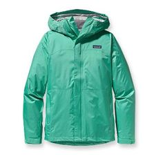 $129 - I need a good rain jacket, this one fits the need perfectly! Patagonia Women's Torrentshell Jacket