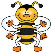 Busy Bee that's me!