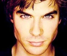 Favorite vampire.... Ian Somaholder as Damon on The Vampire Diaries.