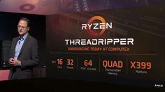 AMD Ryzen Threadripper 1920: 12 Core con SMT a 3,2 GHz | Rumor https://www.sapereweb.it/amd-ryzen-threadripper-1920-12-core-con-smt-a-32-ghz-rumor/ Il Computex della scorsa settimana ha visto Intel presentare al pubblico i processori Skylake X, soluzioni di fascia alta che utilizzeranno la piattaforma Basin Falls con chipset X299 e socket LGA 2066. Per la prima volta dopo anni, AMD ha prontamente risposto al suo avversario parlando degli...