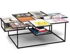 vanity coffee table