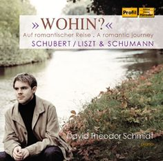 David Theodor Schmidt - Wohin? - A romantic journey - Schubert / Liszt & Schumann  http://bechstein.com/en/concerts-and-pianists/cds-and-dvds/david-theodor-schmidt-ii.html