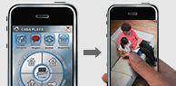 Interface Iphone My Alarm