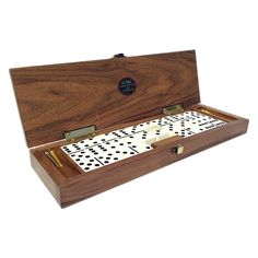 Cramer - Le Club Double Six Domino Set #EdwardsEverythingTravel