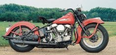 The many classic motorcycles from America's iconic motorcycle marque.