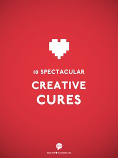 Lost your muse? Take a look at 10 Spectacular Creative Cures on our blog.
